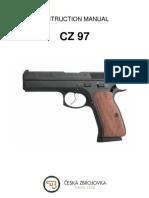 Instruction Manual CZ 97