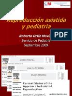 Reproducción asistida y salud infantil