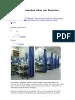 Soluciones Constructivas Volcan para Hospitales y Clínicas