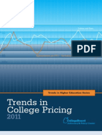 Trends in College Pricing 2011 from the College Board