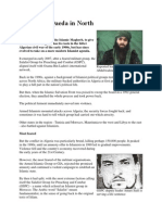 Profile Al-Qaeda in North Africa