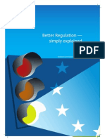 Better EU Regulation EC