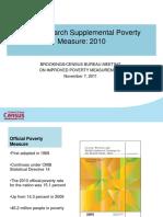 Poverty Measures 2010 data