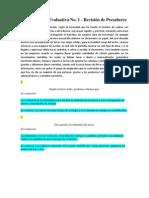 Act 1. lección Evaluativa No. 1 - Revisión de Presaberes