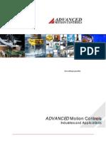 AMC Application Brochure 2011