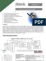 Quantum Devices 2011 Catalog