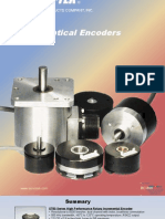 Servotek Encoder 2011 Catalog