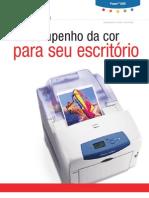 Descrição da impressora xerox 6360