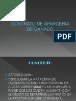 tema 19CONTRATO DE APARCERIA DE GANADO