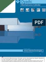 Dyadic Systems 2011 Catalog