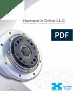 Harmonic Drive 2010 Catalog