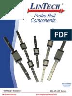 LinTech Linear Bearings 2011 Catalog