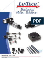 Lintech Shortform 2011 Catalog