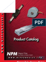 Nippon Pulse 2011 Catalog