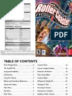 RCT3 Manual