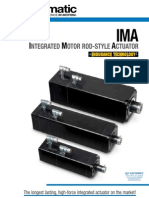 Tolomatic IMA 2011 Catalog