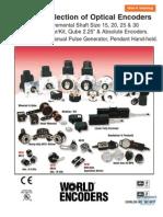 World Encoders 2011 Catalog