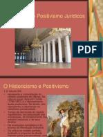 Historicismo e Positivismo