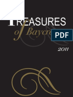 Treasures of Baycrest 2011 Brochure
