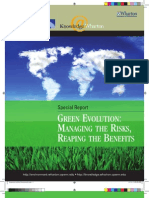 Business and the Environment - A Report