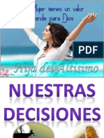 DECISIONES preparado por Evelyn Vera de Chile