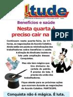 Acordo Coletivo Nestlé /Garoto  - 2011/2013 - Saúde e Benefícios