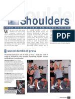 Body for Life - Shoulders Training