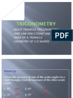 Trigonometry Presentation