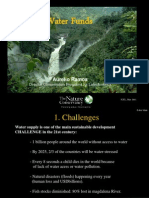 Aurelio Ramos_Water Funds