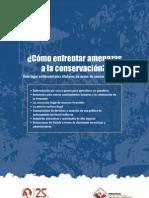 ¿Cómo enfrentar amenazas a la conservación? Guía legal ambiental para titulares de áreas de conservación privada