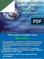 Noam Lior_Water Desalination