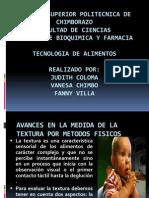 Escuela Superior Politecnica de Chimborazotecnologia de Alimetos