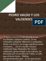 Pedro Valdo y Los Valdenses
