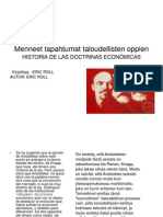 Historia de Las Doctrinas Economic As Eric Roll Finlandes Parte Doce