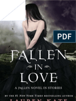 Fallen In Love by Lauren Kate Sample Chapter