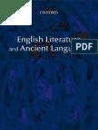 Haynes - English Literature and Ancient Languages
