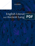 Haynes - English Literature and Ancient Languages