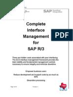 Complete Interface Management Using ECS