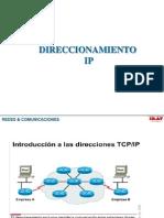 006-01 Direccionamiento IP