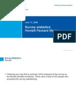 HP ARHEC HP Survey Stats Flex 08