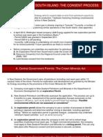 Consent Process Info