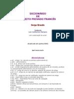 DICIONÁRIO DIREITO PRIVADO - FR - PT
