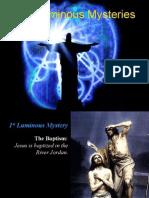 The Luminous Mysteries 2 Tassel Vigil