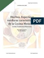 Hierbas, Especias y Verdutas