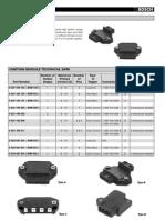 Bosch ignitionmodules