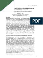 Karakterisasi Sifat Mekanik Dan Mikrostruktur
