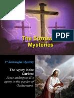 The Sorrowful Mysteries Tassel Vigil