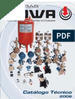 Catalogo Tecnico de Productos Rowa