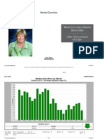 Sonoma County Home Sales Report (two years back) October 2009 through October 2011