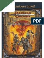 AD&D - 3rd Ed. - Adventure - Die Schattenhöhlen